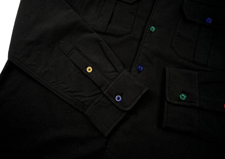 GRAF HustleHard Rare Black Shirt 4