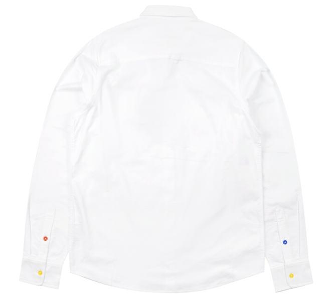 GRAF HustleHard Rare White Shirt 1