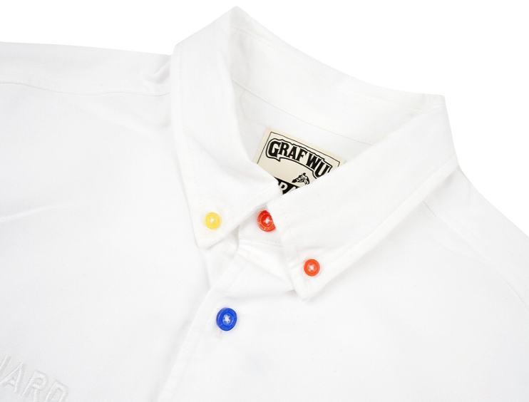 GRAF HustleHard Rare White Shirt 2