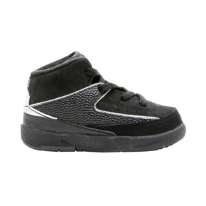 Jordan 2 Retro TD Black