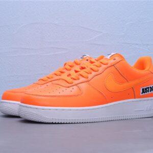 Nike Air Force 1 Low Total Orange 1