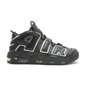 Nike Air More Uptempo Black White 2006
