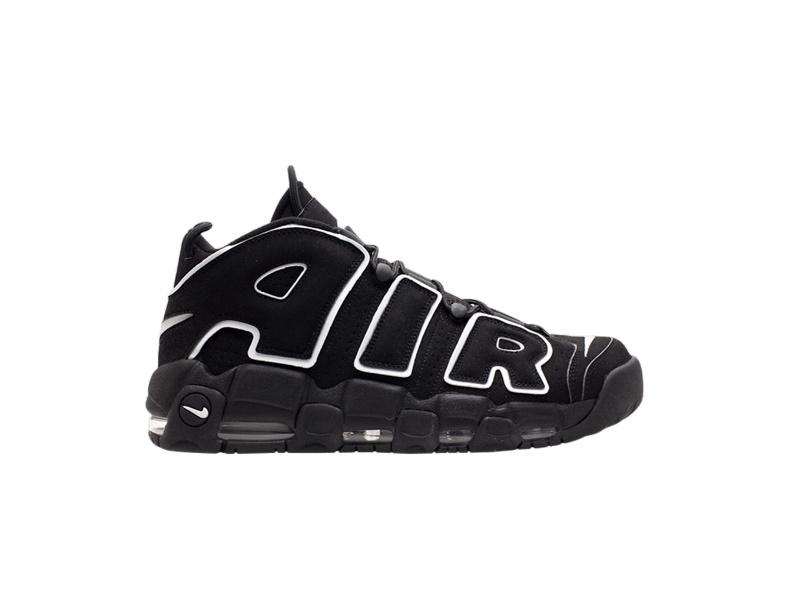 Nike Air More Uptempo Black