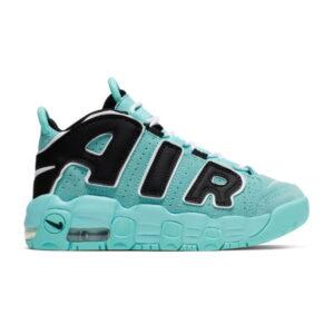 Nike Air More Uptempo Light Aqua PS