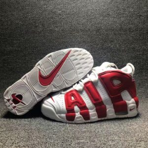 Nike Air More Uptempo Varsity Red GS 1
