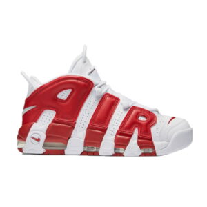 Nike Air More Uptempo Varsity Red GS