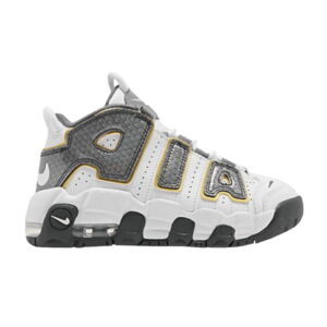 Nike Air More Uptempo White Anthracite Snakeskin PS