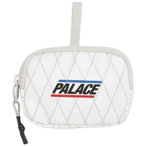 Palace Dimension Flip Stash White