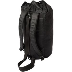 Palace Dimension Strap Duffel Black 1