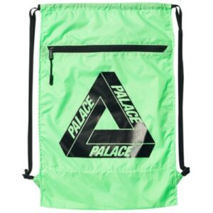 Palace Gym Sack Fluro Green