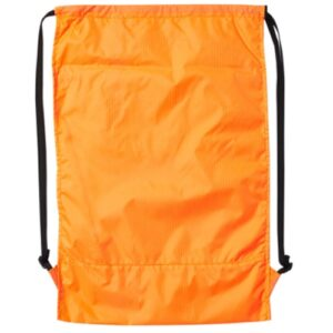 Palace Gym Sack Fluro Orange 1