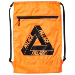 Palace Gym Sack Fluro Orange