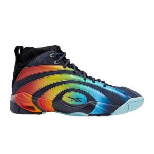 Reebok Shaqnosis Rainbow