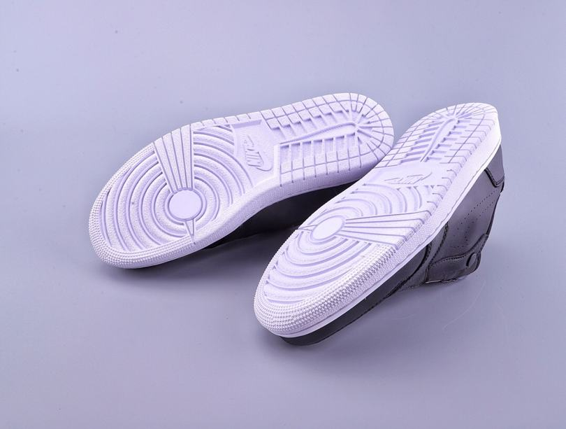 Wmns Air Jordan 1 Low Slip Black 3