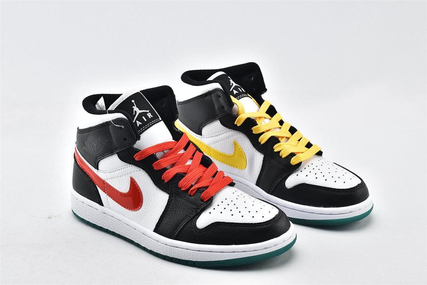 Wmns Air Jordan 1 Mid Alternate Swoosh 2