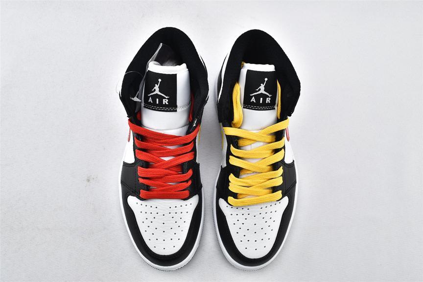 Wmns Air Jordan 1 Mid Alternate Swoosh 6