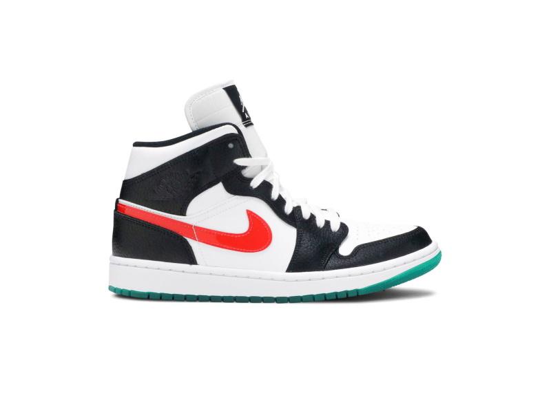 Wmns Air Jordan 1 Mid Alternate Swoosh