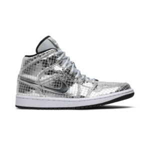 Wmns Air Jordan 1 Mid Disco Ball