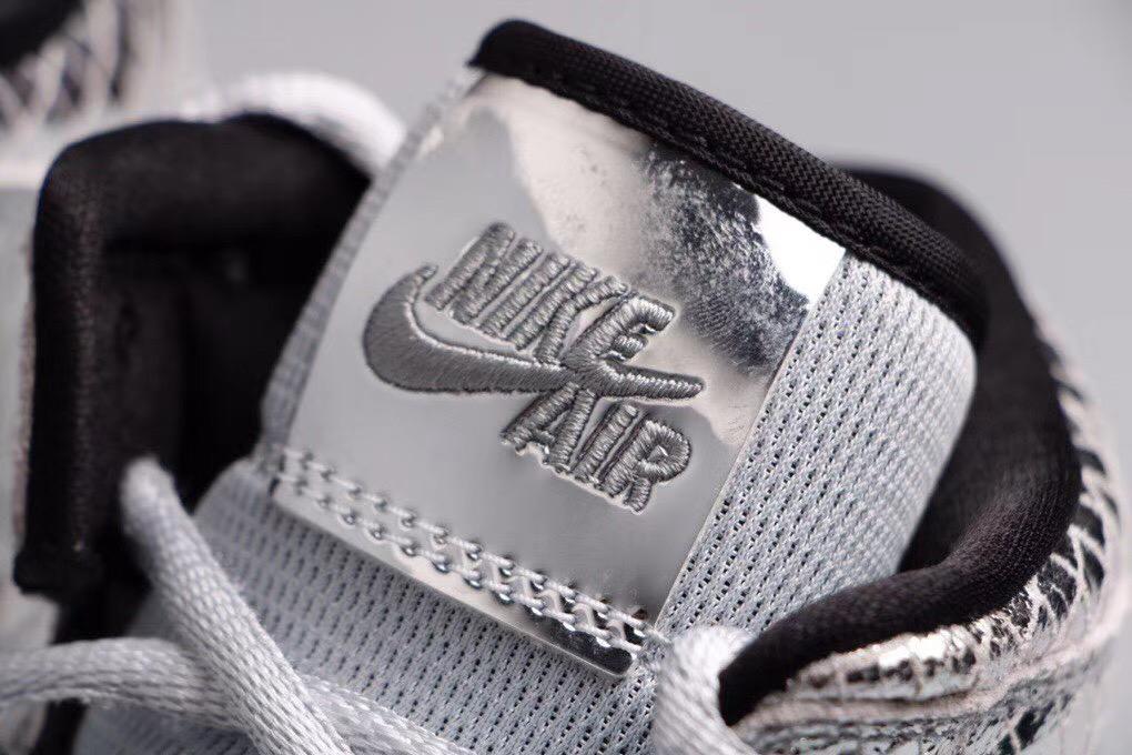 Wmns Air Jordan 1 Mid Disco Ball 8