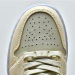 Wmns Air Jordan 1 Mid Lemon Yellow 10