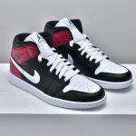Wmns Air Jordan 1 Mid Noble Red 7