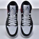 Wmns Air Jordan 1 Mid Noble Red 8