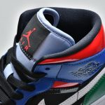 Wmns Air Jordan 1 Mid SE Multi Patent 11