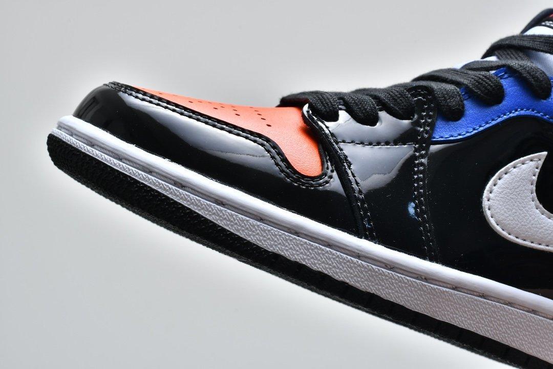 Wmns Air Jordan 1 Mid SE Multi Patent 12