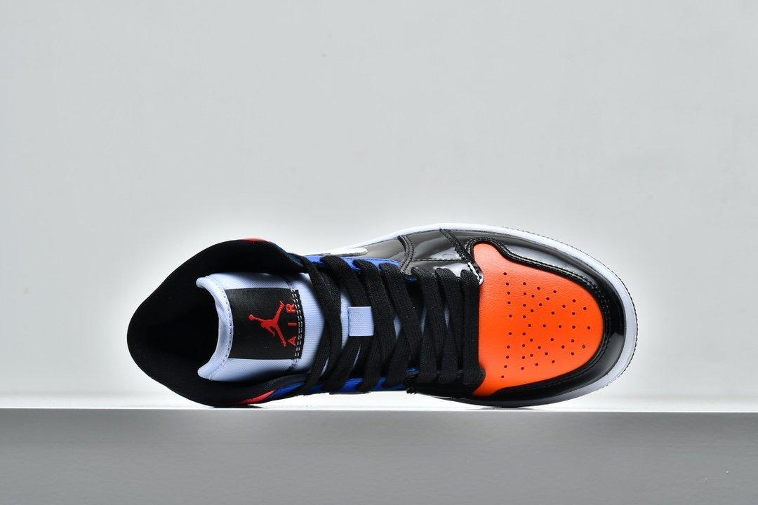 Wmns Air Jordan 1 Mid SE Multi Patent 3