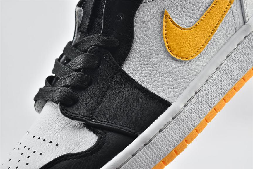 Wmns Air Jordan 1 Mid SE White Laser Orange 17