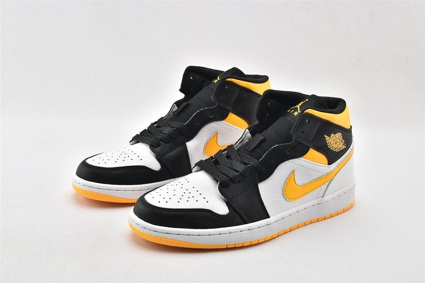 Wmns Air Jordan 1 Mid SE White Laser Orange 2