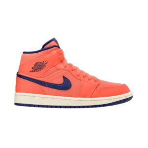 Wmns Air Jordan 1 Mid Turf Orange