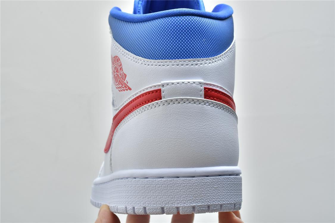 Wmns Air Jordan 1 Mid USA 12
