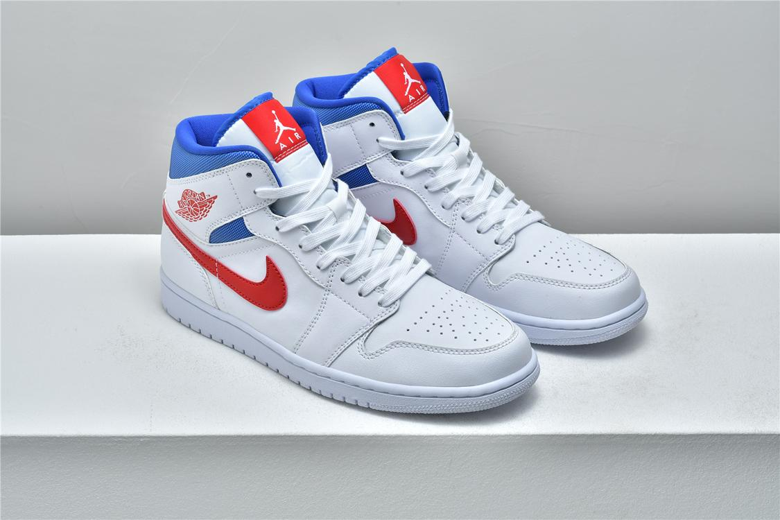 Wmns Air Jordan 1 Mid USA 7