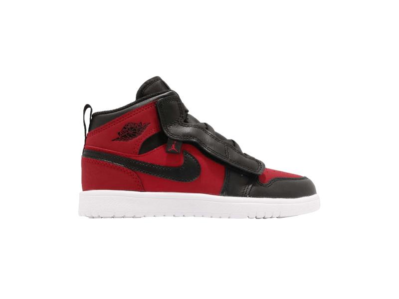 Air Jordan 1 Mid ALT PS Gym Red