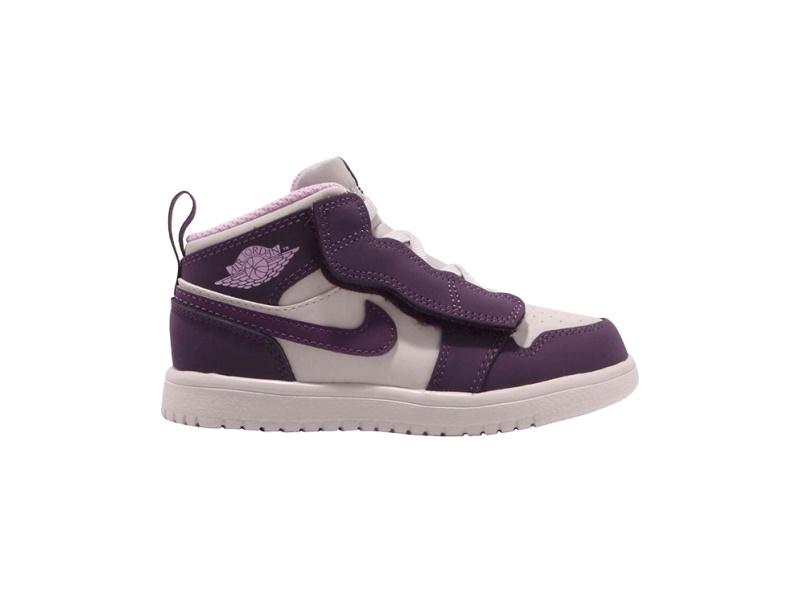 Air Jordan 1 Mid ALT TD Pro Purple
