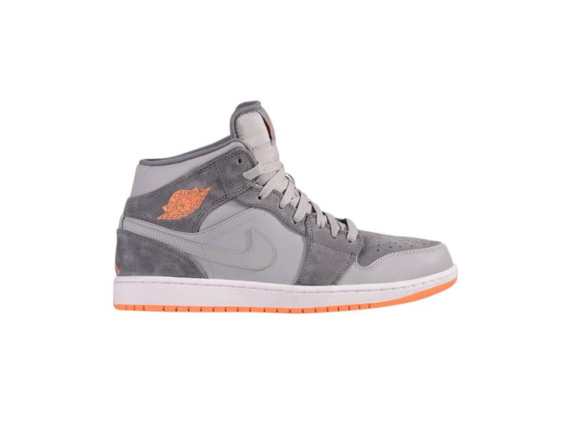 Air Jordan 1 Mid Atomic Orange