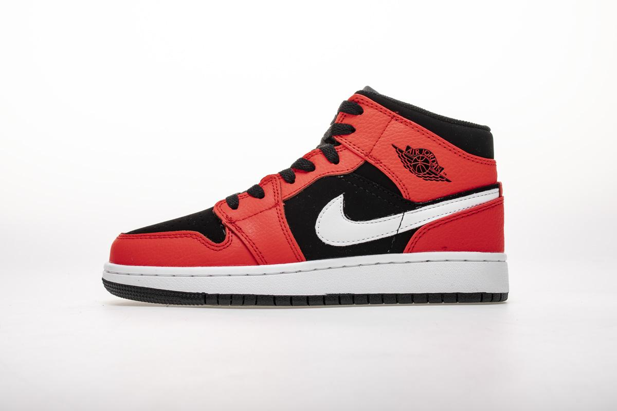 Air Jordan 1 Mid BG Infrared 23 1