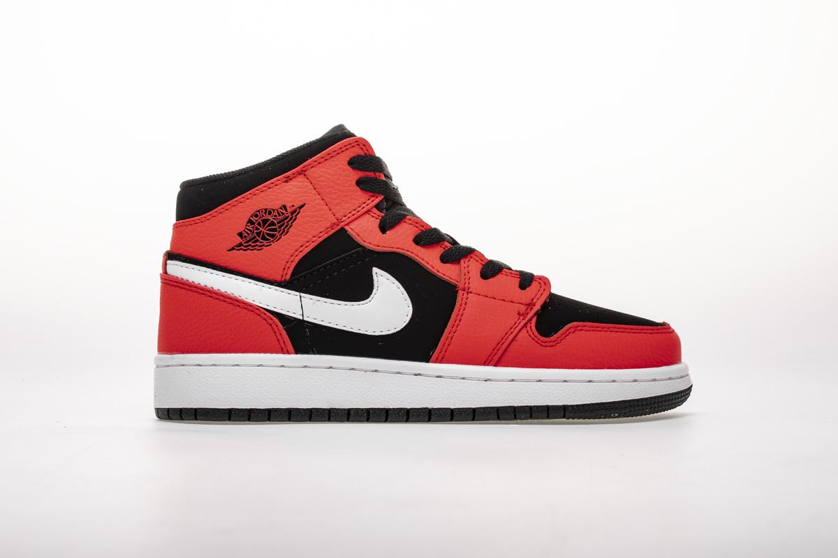 Air Jordan 1 Mid BG Infrared 23 2