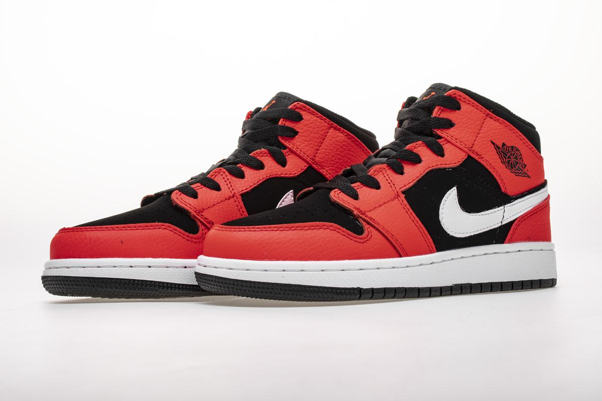 Air Jordan 1 Mid BG Infrared 23 3