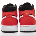 Air Jordan 1 Mid BG Infrared 23 4