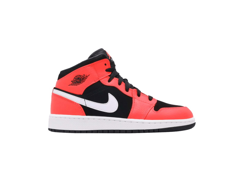 Air Jordan 1 Mid BG Infrared 23