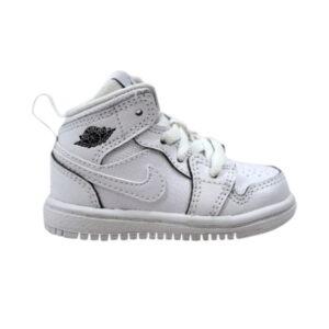 Air Jordan 1 Mid BT White Cool Grey