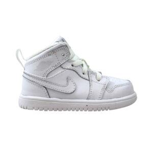 Air Jordan 1 Mid Flex TD White Cool Grey