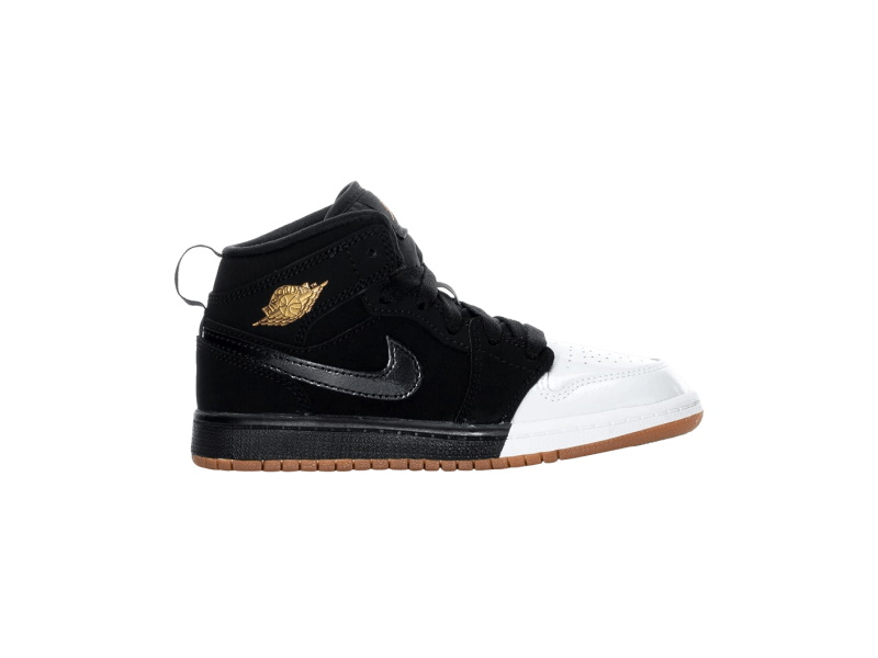 Air Jordan 1 Mid GP Dipped Toe