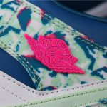 Air Jordan 1 Mid GS Paint Stroke 6