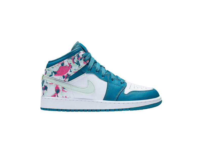 Air Jordan 1 Mid GS Paint Stroke