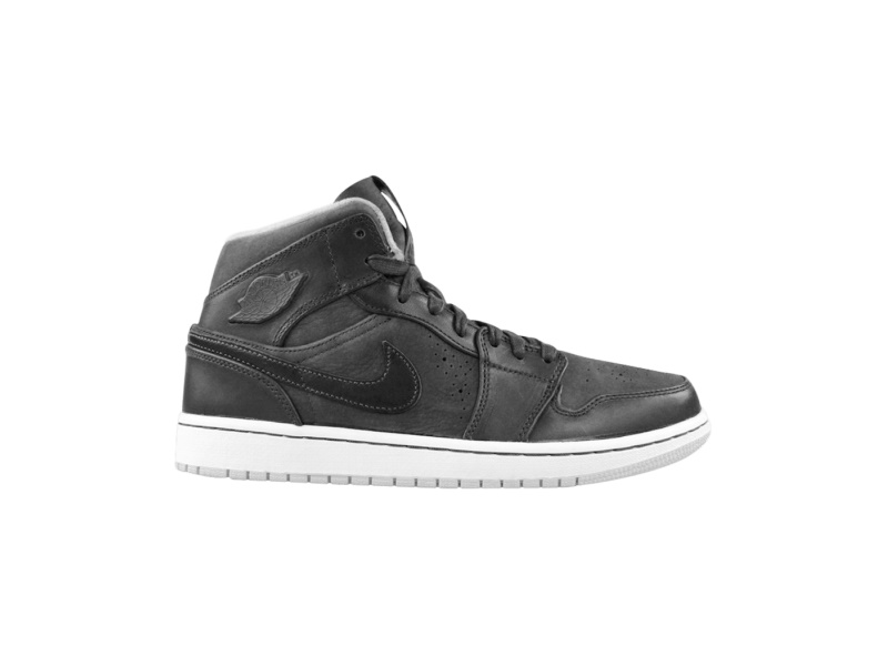 Air Jordan 1 Mid Nouveau Anthracite