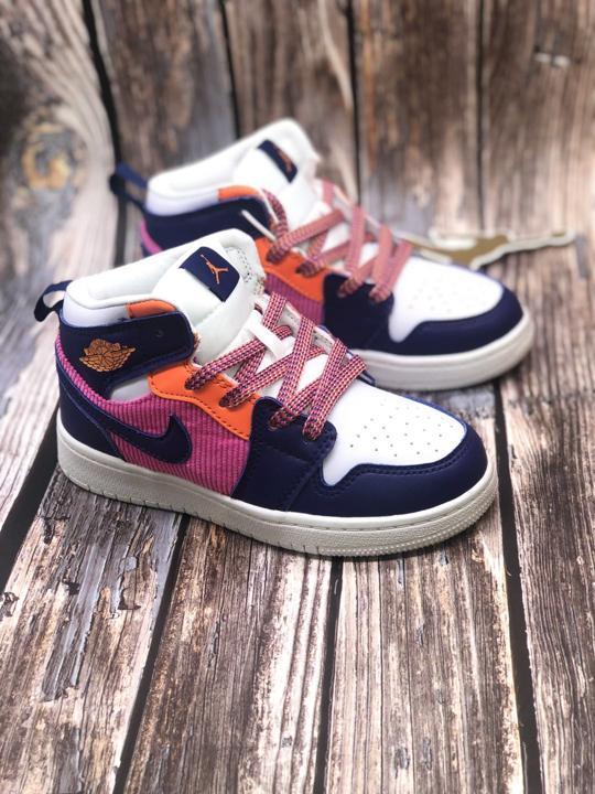 Air Jordan 1 Mid PS Fire Pink 2