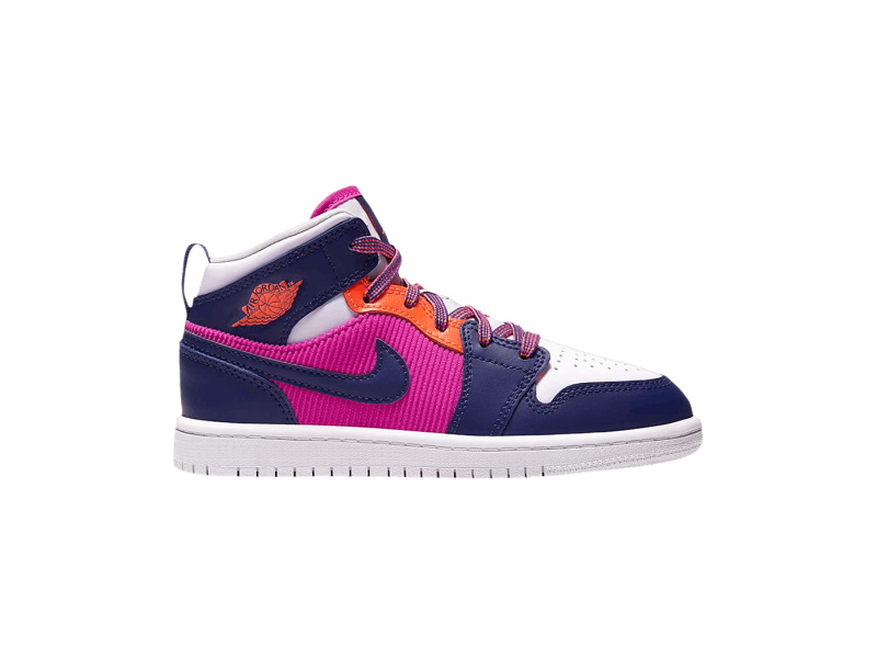 Air Jordan 1 Mid PS Fire Pink